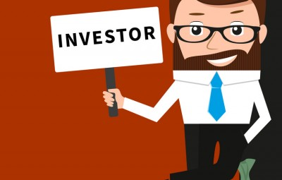 Investors with money to invest for business