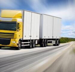 haulage truck