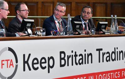 FTA Brexit negotiations