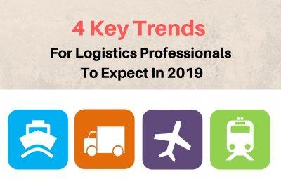 logistics trends 2019