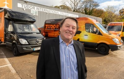 david johnson tudor freight no-deal Brexit