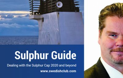 The Sulphur Guide by The Swedish Club