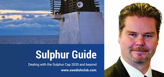The Swedish Club Reveals Dealing With The Sulphur Cap 2020