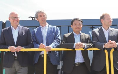Volvo, ARS Altmann AG And ICL Implement New Silk Road Concept