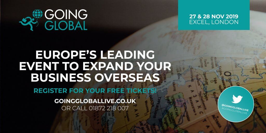 Going Global Live 2019